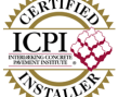 Certified Concrete Paver Installer