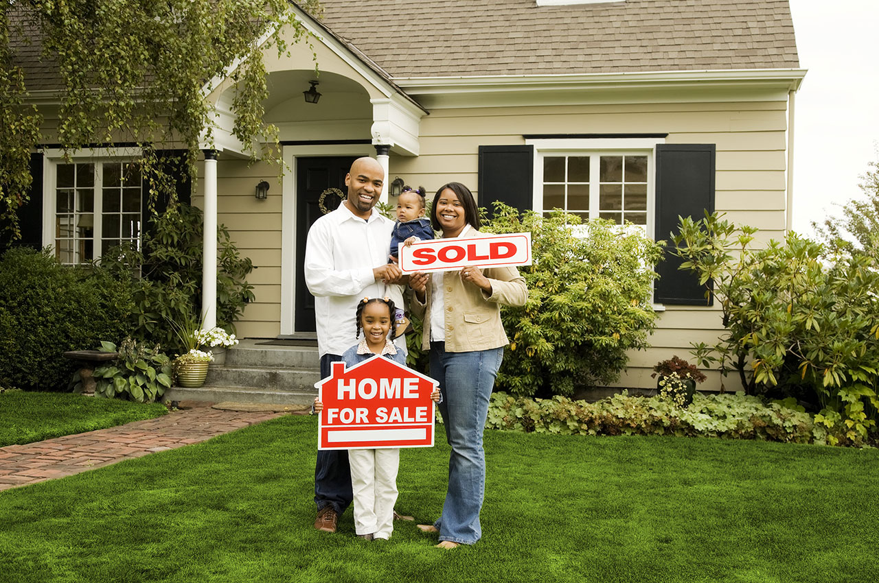 Process To Purchasing Your Home Sweet Home