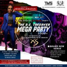 The D.C. Takeover Mega Party
