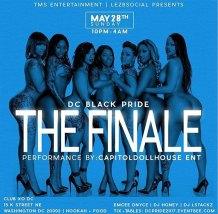 DC Black Pride Finale