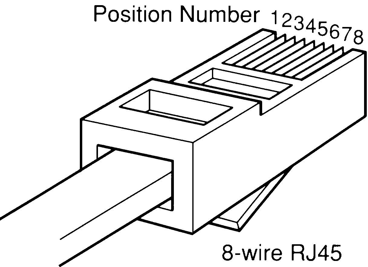 M12 To Rj45 Ethernet Connector Wiring Diagram