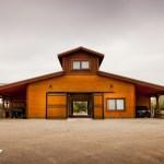 Santa Ynez Ca Luxury Horse Barn 58 Dc Builders