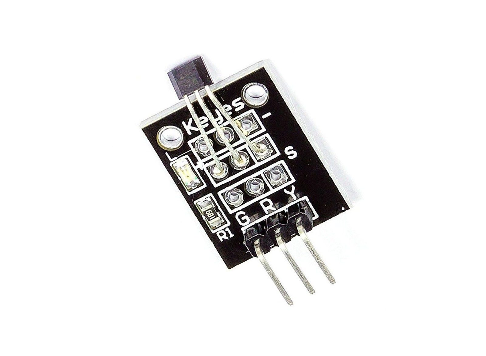 Hall Effect Magnetic Sensor Module Dcc Interfaces Circuit