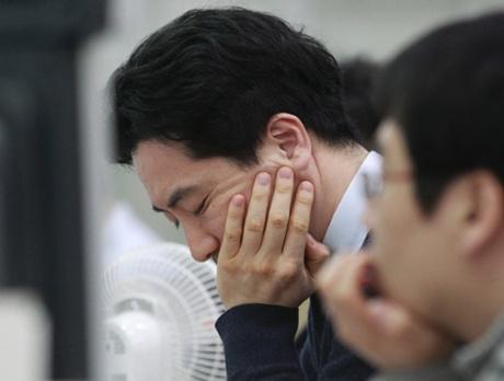 South Korea Markets respond to Nikkei