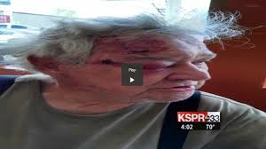 Elbert Breshears. This is a screenshot of a video report from KSPR-33. The full report can be viewed here.