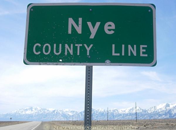nye county line