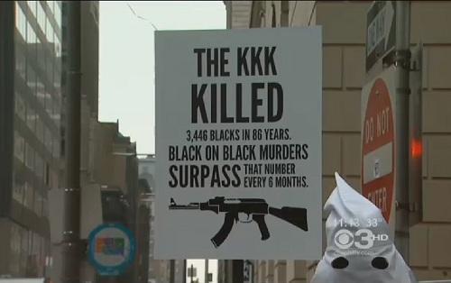black on black murders