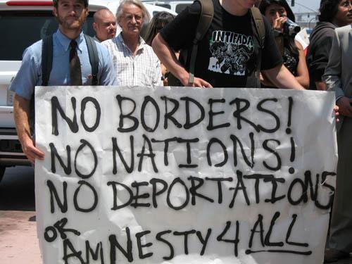immigration no borders