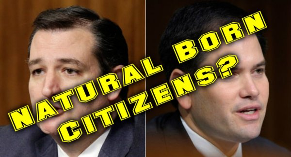 rubio cruz natural born citizens