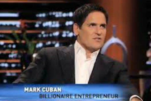 Mark Cuban on ABC's Shark Tank