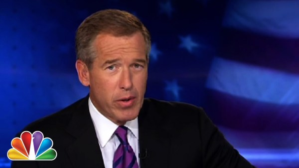 NBC Anchor Brian Williams - YouTube
