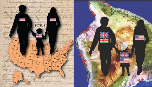 Natural Born Citizen & Naturalized Citizen
