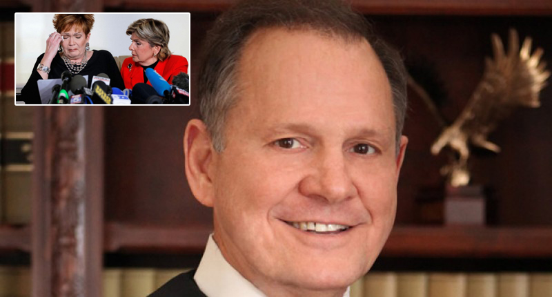 Moore Campaign: Key Witnesses 'Completely Bust' Story Of Beverly Young Nelson And Gloria Allred