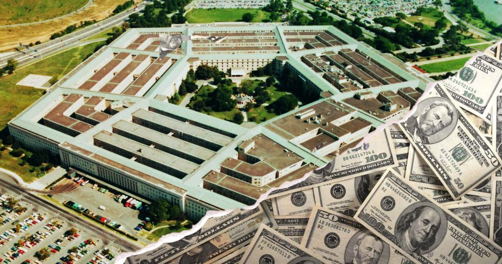 After Trillions Mysteriously Go 'Missing,' DoD Getting Audited for First Time in History