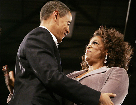 Oprahism and the Church of Obama