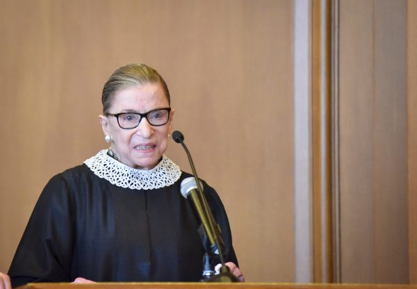 "Ruth Bader Ginsburg clearly showing toxic effects of ""chemo brain"" … unable to think clearly, takes LONG pauses during conversations"