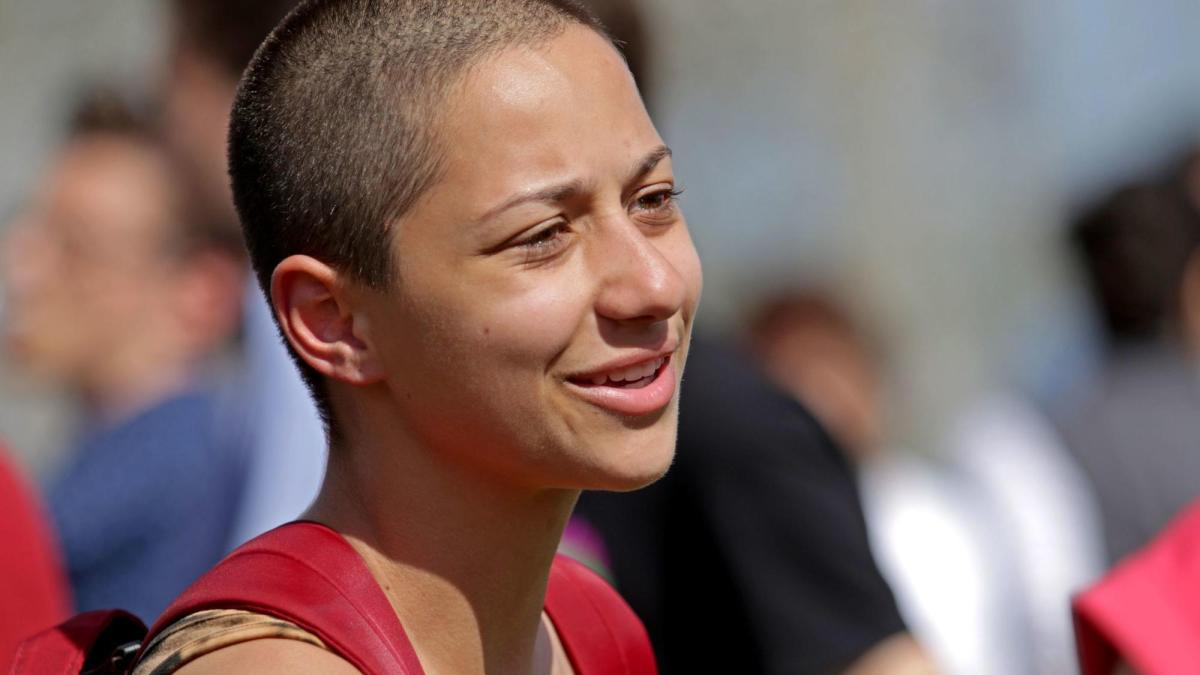 The curious case of Parkland school shooting student survivor Emma Gonzalez