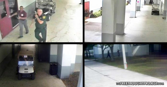 BREAKING: Surveillance Video Released of Parkland Shooting—Does Not Show Shooter