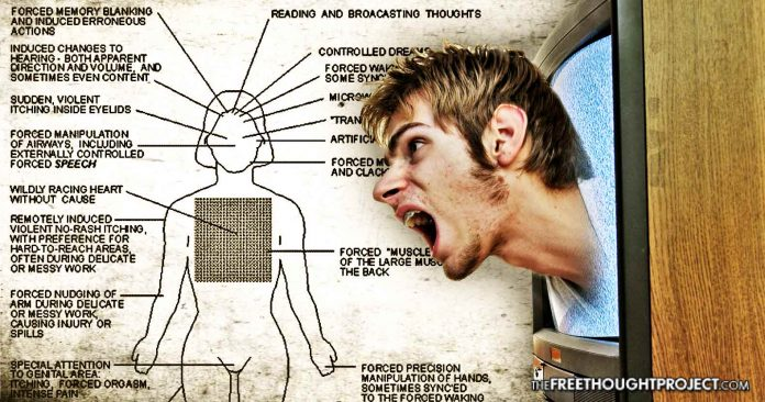 US Govt Accidentally Releases File Detailing Electromagnetic Weapon for 'Remote Mind Control'
