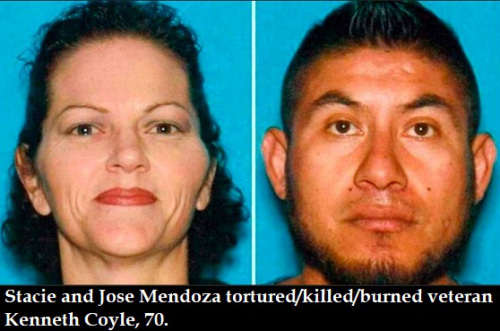 Monsters among us: MS-13 behead and cut out man's heart; Salvadorean torture-kills elderly veteran
