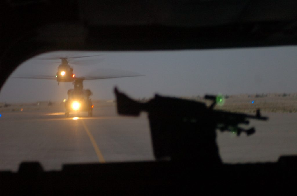 Smoking gun: Metro police records reveal 1 October massacre was an air assault via helicopter