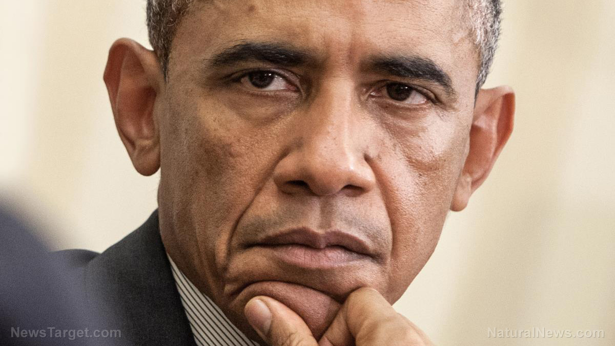 Why Barack Obama may be going to PRISON for crimes against America (video)