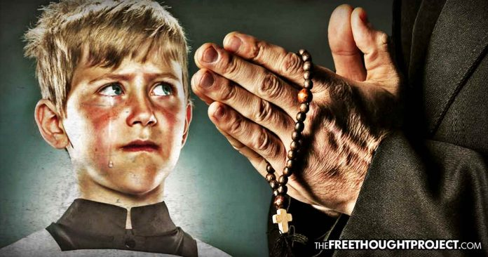 100 Priests in Pittsburgh Ran Horrific Pedophile Ring, As Gov't Looked the Other Way