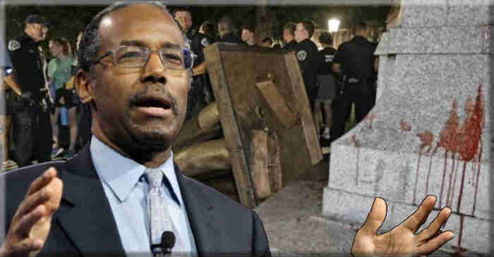 First They Came for Confederate Generals, Then for Black Conservatives