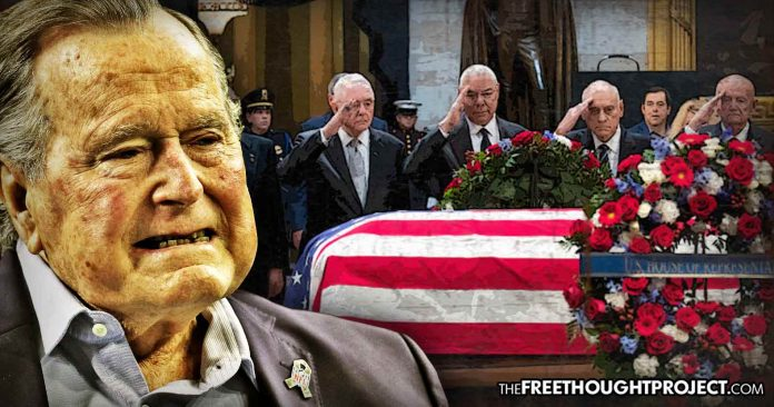 Five Stories the Media Missed While Obsessing Over the Bush Funeral that Cost Taxpayers $500 MILLION