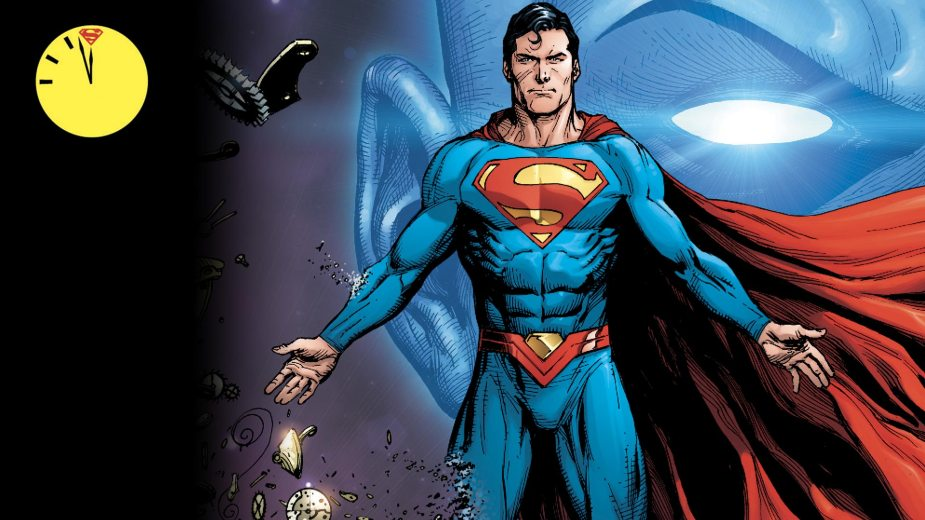 Image result for Doomsday clock dc comics
