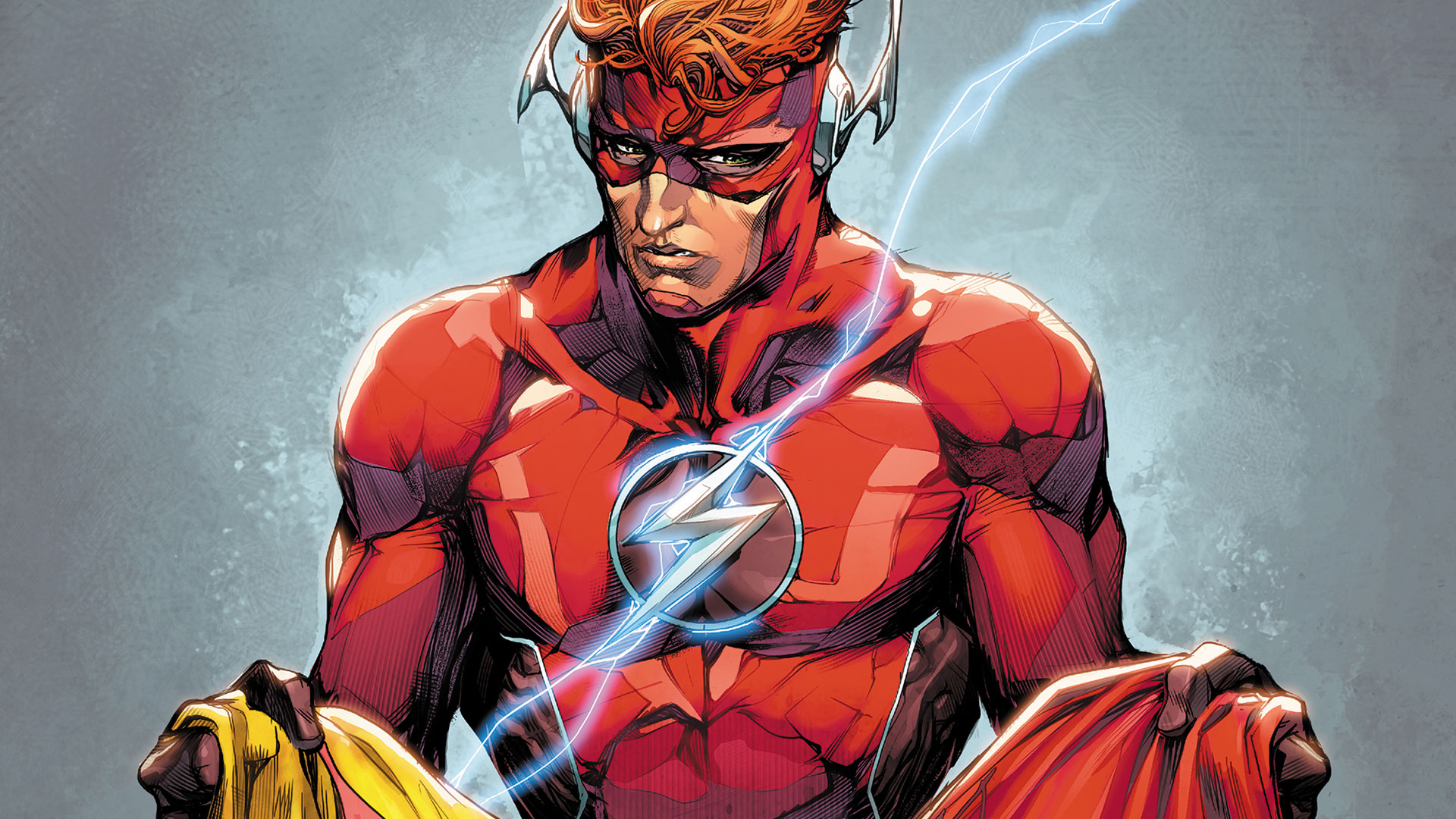 Image result for wally west dc rebirth #1