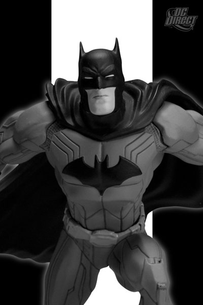 BW Batman New 52 Front