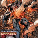 This Just Happened The Black Racer Rips A Path Through Justice League 44 Dc