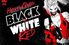 HQBWR_cover_5ef52171a0f4f2.72544712 DC Proudly Presents 'Harley Quinn: Black + White + Red | DC Comics