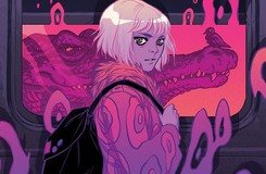 Changing Locales: Cecil Castellucci Takes Shade, the Changing Girl to Gotham