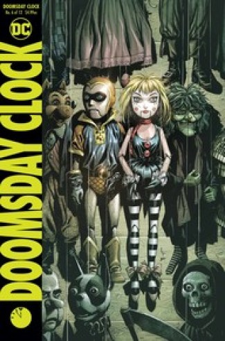 Image result for doomsday clock 6