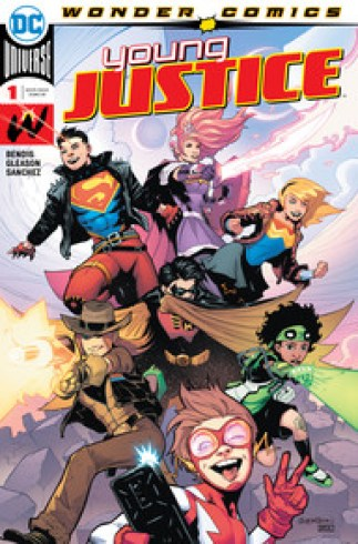 Image result for young justice 1