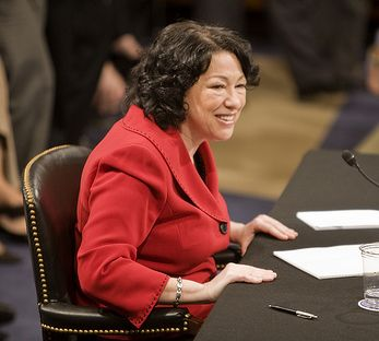President Obama Nominates Sonia Sotomayor for Supreme Court