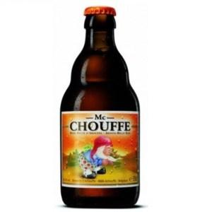 Cerveza belga Mc Chouffe