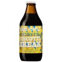 Poppels/Eviltwin Sweddish Fika Biscotti Break 12% 33cl