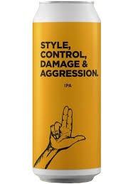 Pomona Style,Control,Damage&Agression 6,5% 44cl