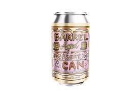 Amundsen Barrel Aged Dessert In a Can Rocky Road Rice 33cl