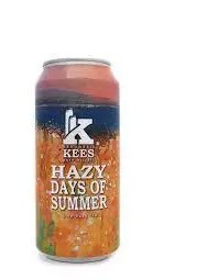 Kees Hazy Days of summer 33cl