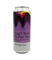 Maltgarden Can´t Wait To Eat You 5,5% 50cl