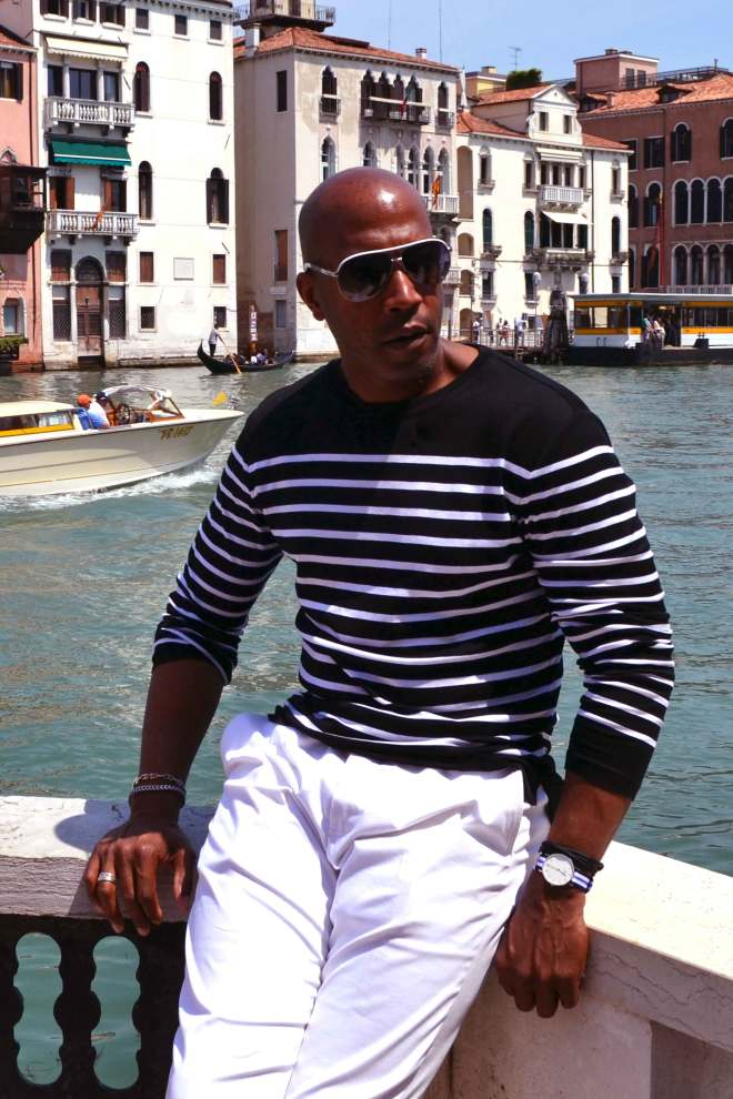 Venice Seated