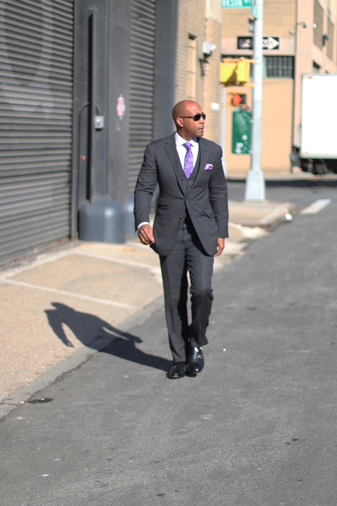 Individual style at NYFWM