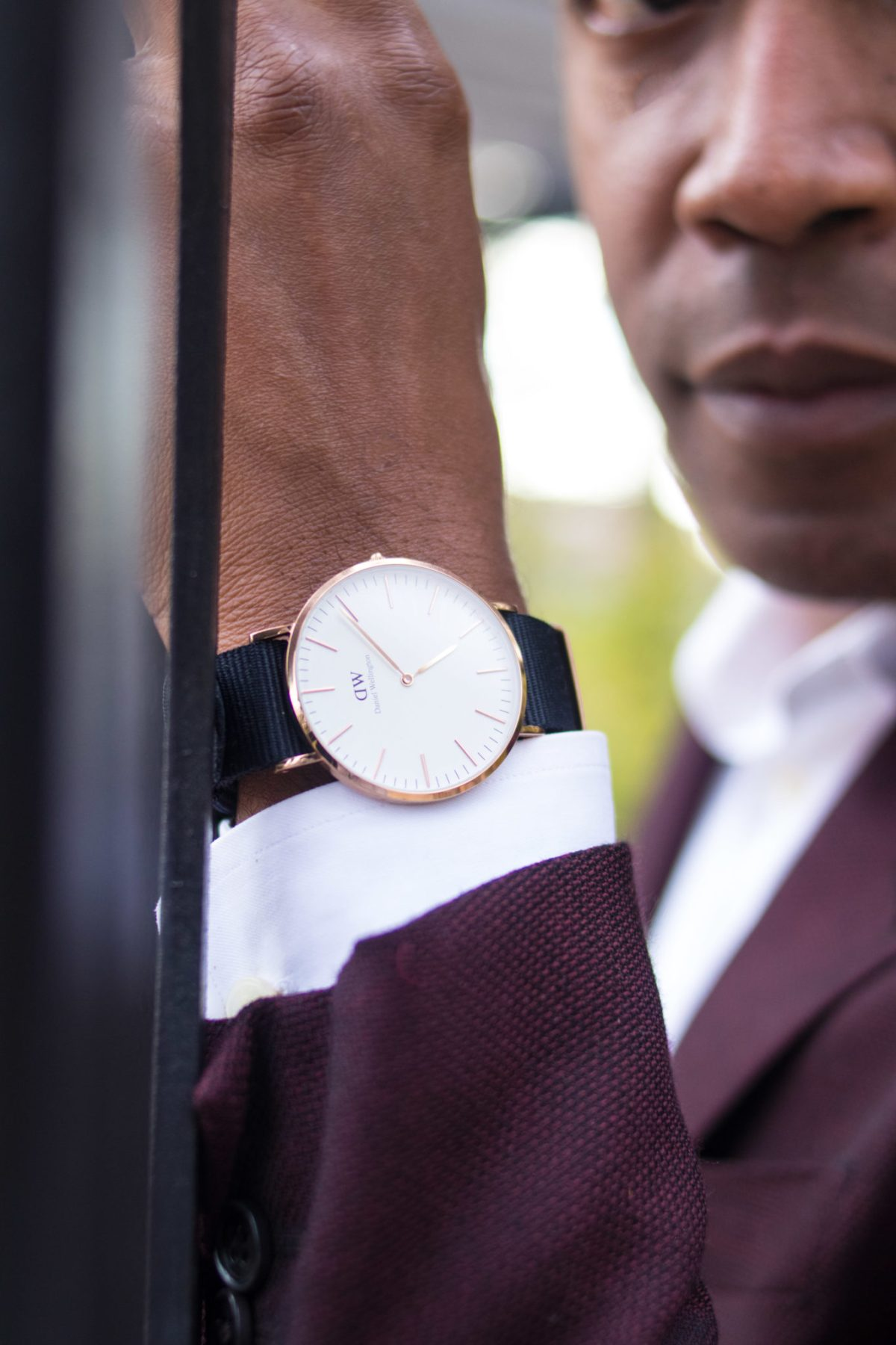Fall trends for men - Daniel Wellington