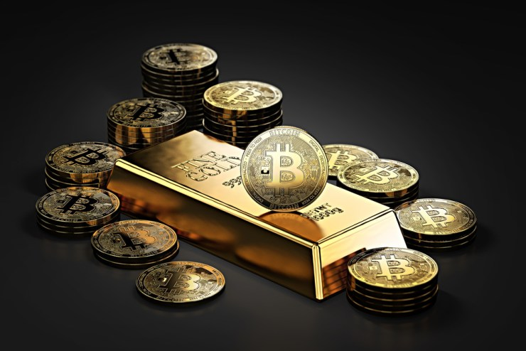 kilogram of gold, btc, bitcoin, price