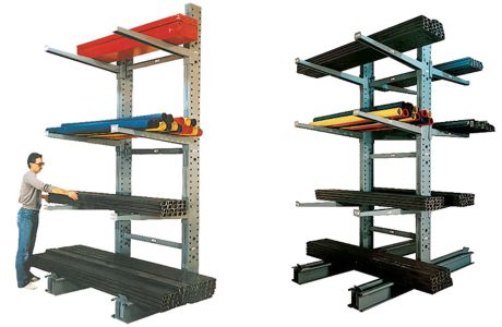 Cantilever Rack Storage Systems By DC Graves Co Inc