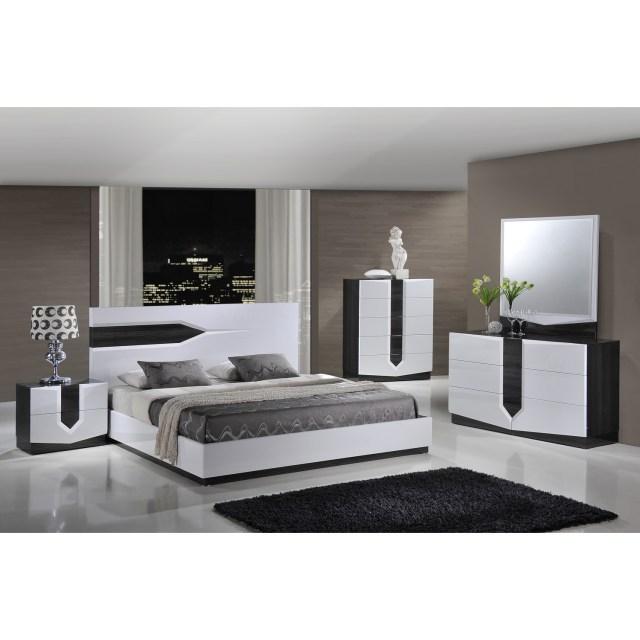 Grey bedroom furniture set